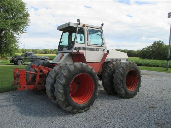 Case 4490 Tractor : Bigiron