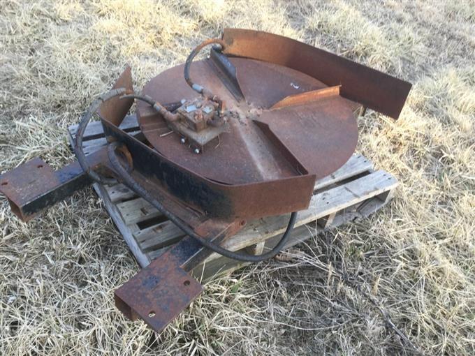 Hydraulic Chaff Spreader : Bigiron