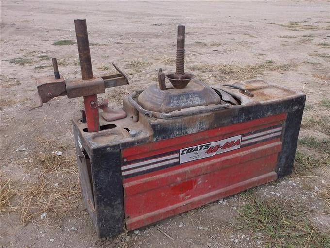 coats 40 40a tire machine