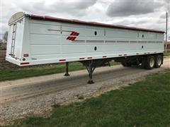 2008 Maurer 3622 T/A Grain Trailer