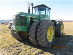 1983 John Deere 8650 4WD Tractor