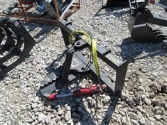 2016 Tree/Post Puller Skid Steer Attachment