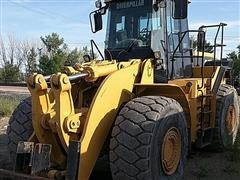 2002 Caterpillar 980G Wheel Loader