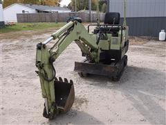 Yanmar 2600 Mini Excavator