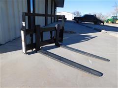 Worksaver GLPF-448 Pallet Fork Attachment