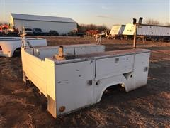 Truck Utility Service Bed