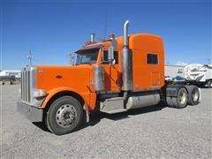 2009 Peterbilt 389 T/A Truck Tractor