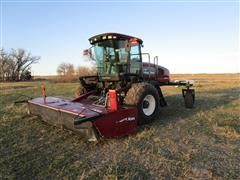2008 MacDon M200 Windrower w/Header