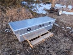 Masterforce Aluminum Tool Box
