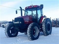 1997 Case IH MX135 Maxxum MFWD Tractor