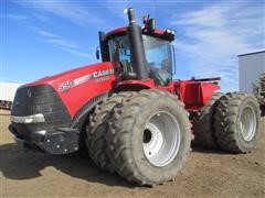 2013 Case IH Steiger 550S HD 4WD Tractor