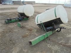 Minden Machine Helicopter Saddle Tanks
