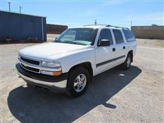 2001 Chevrolet 1500 LS Suburban