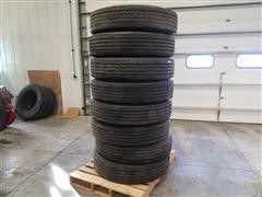 Michelin Radial DHT High Torque 11R24.5 Tires