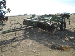 John Deere Model 1710 13 Shank ConserTill Chisel Plow