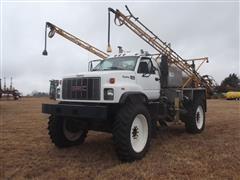 1997 GMC Stahly C8500 Truck Mounted Sprayer