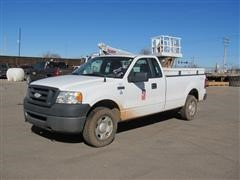 2007 Ford F-150 4x4 Long Bed Pickup