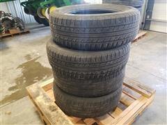 Fuzion Tires 225/65R17