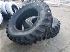 Titan Hi-Traction Lug Tires