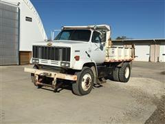 1989 Chevrolet Kodiak 70 Dump Truck