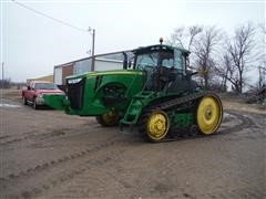 2012 John Deere 8310RT Tracked Tractor
