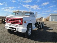 1980 GMC 7000 T/A Cab & Chassis