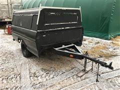 1970 Ford Pickup Box Trailer with Topper