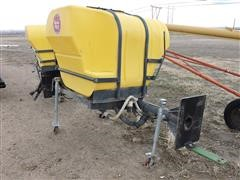 Big John Twin 500 Gallon Saddle Tanks