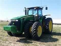 2009 John Deere 8530 MFWD Tractor