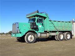 1984 Autocar DK64 T/A Dump Truck