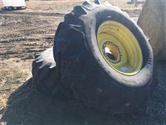 John Deere Goodyear Dyna Torque II Tubeless Combine Tires