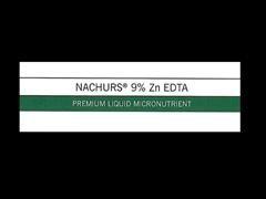 Nachurs NACHURS 9% Zn EDTA