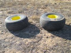 Goodyear/Titan 21.5L-16.1Sl Tires & Rims