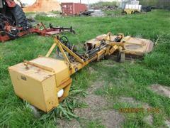Woods HS106-3 Side Cut Mower