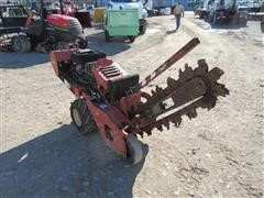 2011 Ditch Witch RT12 Walk Behind Trencher