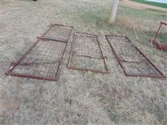 Homemade Gates