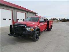 2012 Dodge Ram 5500 Service Truck