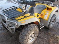 2002 Bombardier Quest XT 4x4 ATV