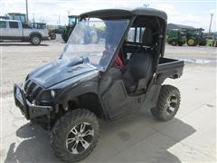 2009 Yamaha 700FI Special Edition Side by Side