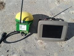 John Deere 2600 Monitor and Globe