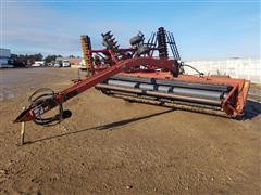1988 Case IH 8370 Windrower