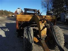 Johnson 110 B Pull-Type Scraper
