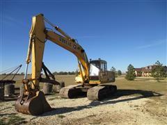 1996 John Deere 690E LC Excavator