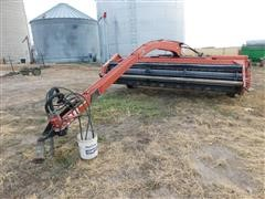 Case IH 8370 Swing  Tongue  Windrower