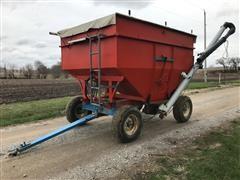 Kill Bros 350 Grain Body Converted Seed Tender