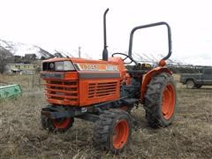 1990 Kubota L2050 2WD Tractor