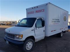 Ford E350 Cargo Van