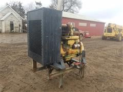 John Deere 6466TF-00 Power Unit