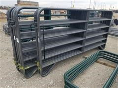 2016 Behlen Mfg 44121107 & 44121127 Utility Corral Panels