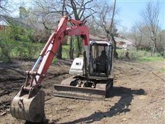 Link-Belt 1600 Quantum Hydraulic Excavator